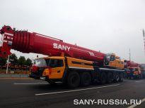 Автокран SANY SAC3000