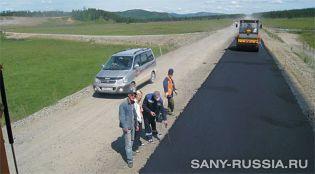 дорожный каток SANY