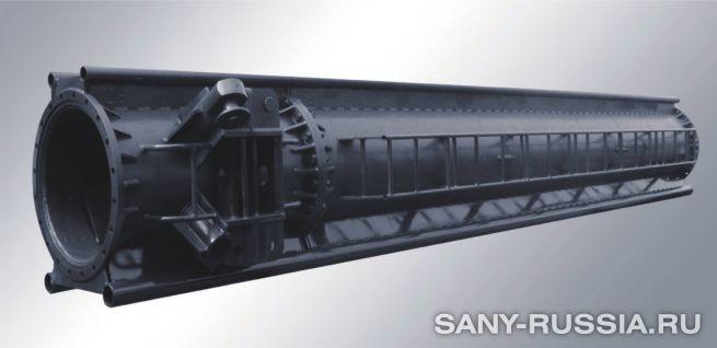 Мачта универсальной сваебойной установки SANY