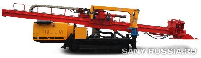 Буровая установка горизонтального бурения SANY SD800