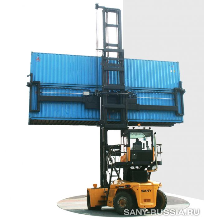 Погрузчик порожних контейнеров SANY SDCY100K8-T