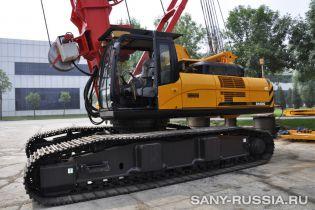 Шасси грейферного экскаватора SANY SH400C
