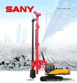 Буровая установка SANY SR110