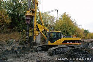SANY SR150