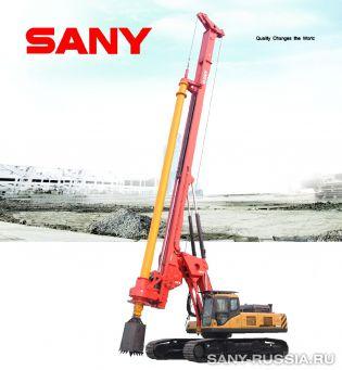 SANY SR220C
