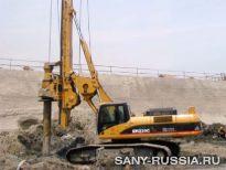 Буровая установка SANY SR220C