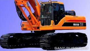 SANY SR250R