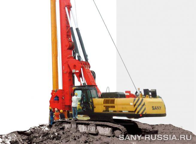 Буровая установка SANY SR280R II