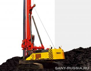 Буровая установка SANY SR360 III