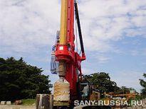 Буровая установка SANY SR360 в Малайзии