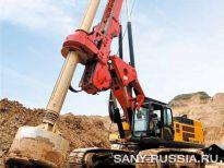 Роторная буровая установка SANY SR360