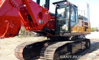 SANY SR420