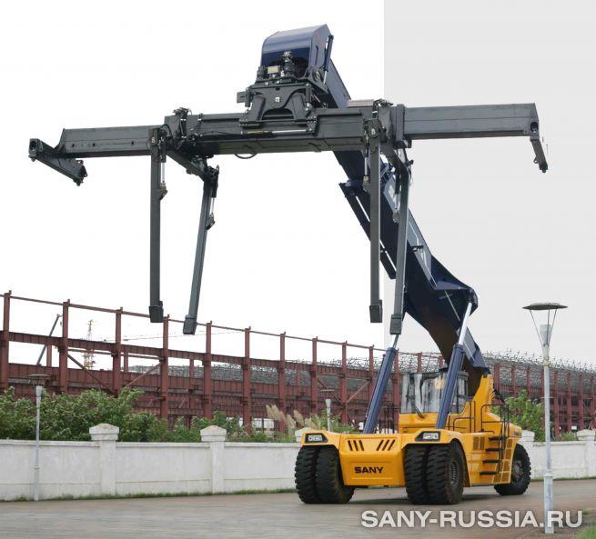 Ричстакер SANY SRSC45C2-P