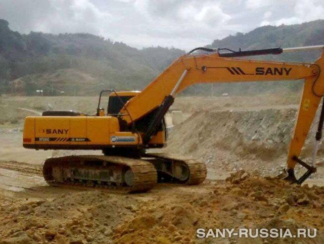 Экскаватор SANY SY205C