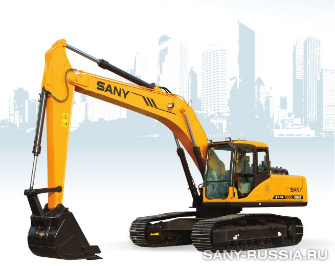Экскаватор SANY SY215C